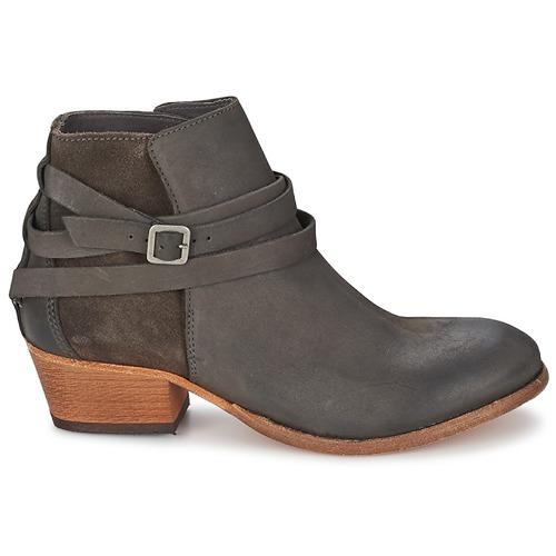 Gris Horrigan Mujer Hudson Zapatos Botines ywv8n0OmN