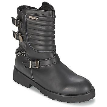 Zapatos Mujer Botas de caña baja Replay EAGLE Negro