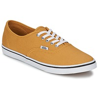 Zapatos Zapatillas bajas Vans AUTHENTIC LO PRO True / Blanco