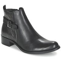 Zapatos Mujer Botas de caña baja Betty London FEWIS Negro