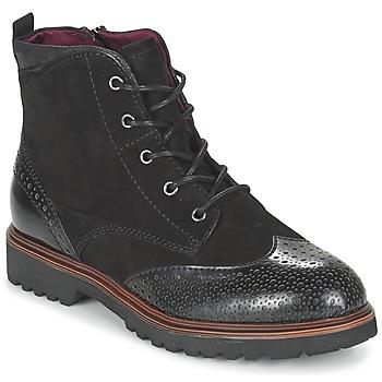 Zapatos Mujer Botas de caña baja Tamaris SOROLA Negro