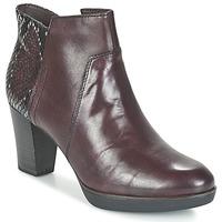 Zapatos Mujer Botines Tamaris VICHA Burdeo