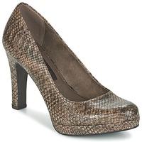 Zapatos Mujer Zapatos de tacón Tamaris SYLVA Marrón