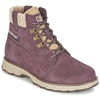 Zapatos Mujer Botas de caña baja Caterpillar CHARLI Violeta