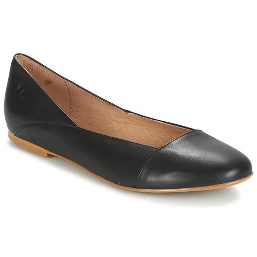 Zapatos Mujer Bailarinas-manoletinas Casual Attitude TOBALO Negro