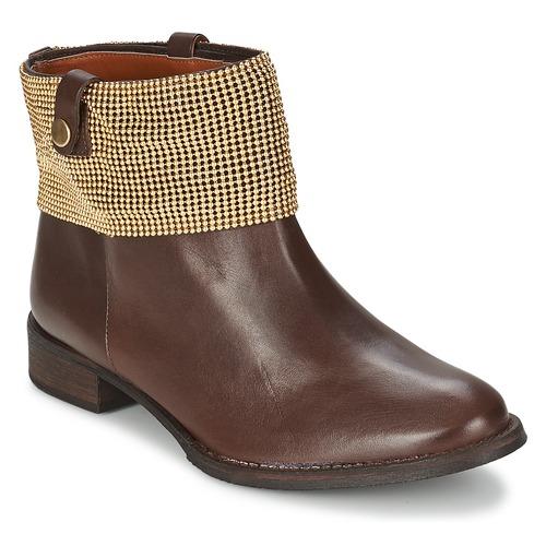 Zapatos Mujer Botas de caña baja Schutz WAIPOHI Marrón