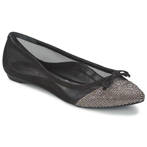 Los últimos zapatos de descuento para hombres y mujeres Zapatos especiales Schutz KANI Negro