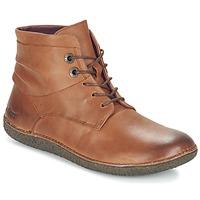 Zapatos Mujer Botas de caña baja Kickers HOBYLOW Marrón