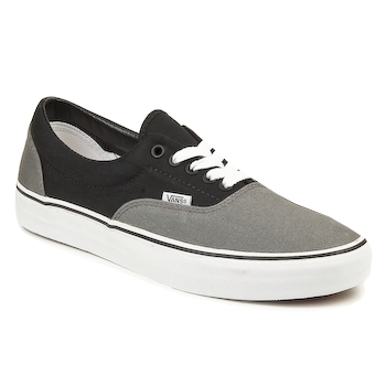 Zapatos Zapatillas bajas Vans ERA Gris / Negro