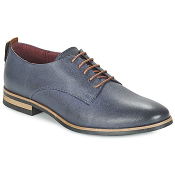 Zapatos Mujer Derbie Betty London FLUDE Azul