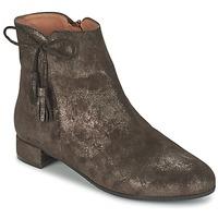 Zapatos Mujer Botas de caña baja Fericelli FADELA Marrón