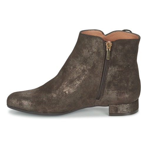 Caña Fericelli Zapatos De Mujer Botas Marrón Baja Fadela Pkn8w0OX