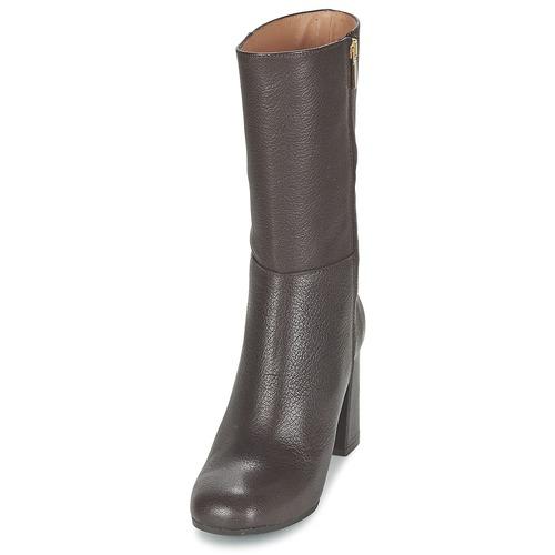 Marrón Botines Zapatos Fericelli Fadime Mujer 8vmN0wn