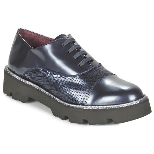 Zapatos Mujer Richelieu Fericelli FANCHON Marino