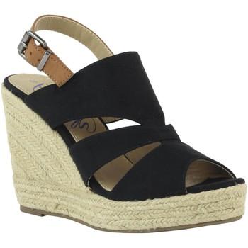 Zapatos Mujer Alpargatas Refresh 61784 Negro