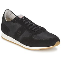 Zapatos Hombre Zapatillas bajas Serge Blanco VARN Negro