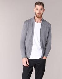 textil Hombre Chaquetas de punto BOTD FILAPO Gris