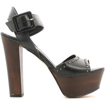 Zapatos Mujer Sandalias Grace Shoes 7975 High heeled sandals Mujeres Black