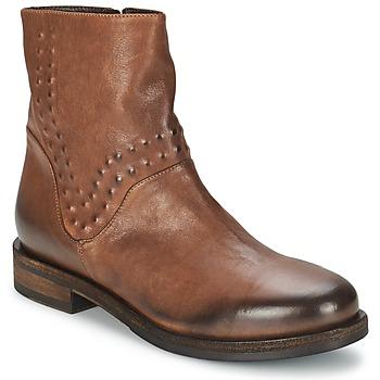 Zapatos Mujer Botas de caña baja Vic COPENHAGEN Marrón