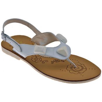 Zapatos Niña Sandalias Inblu  Blanco