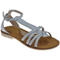 Zapatos Mujer Sandalias Inblu  Blanco