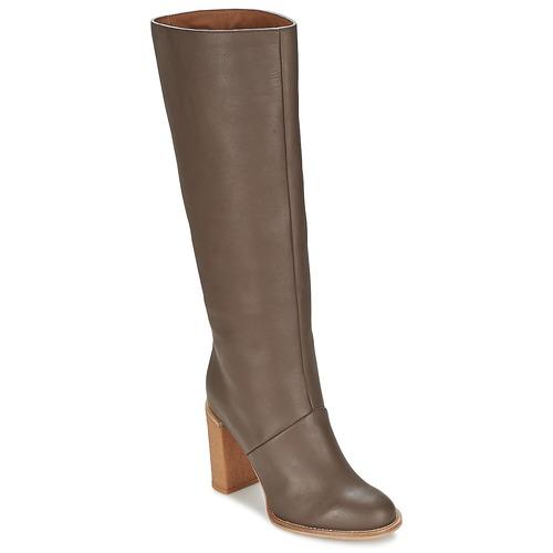 Zapatos Mujer Botas urbanas See by Chloé SB23005 Gris
