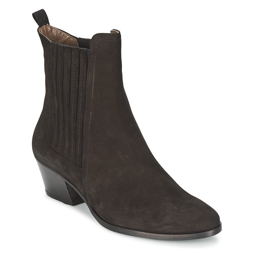 Zapatos Mujer Botines Elia B WELL HEELED Negro
