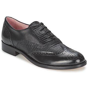 Zapatos Mujer Richelieu Elia B SPECTATOR Negro