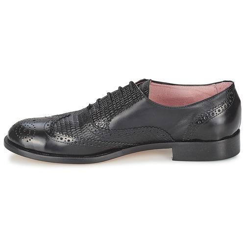 Zapatos Negro Mujer Elia Richelieu Spectator B 8vNmnw0