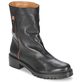 Zapatos Mujer Botas de caña baja Castaner FILOMENE Negro