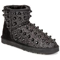 Zapatos Mujer Botas de caña baja Colors of California MASTIA Negro