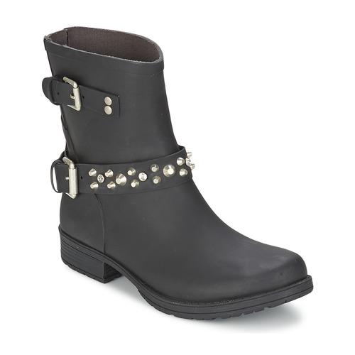 Zapatos casuales salvajes Zapatos especiales Colors of California JAMBO Negro