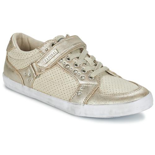 Kaporal Snatch Beige - Envío gratis   ! - Zapatos Derbie Mujer