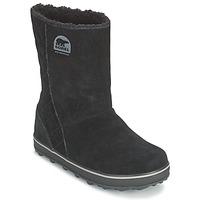 Zapatos Mujer Botas de nieve Sorel GLACY Negro