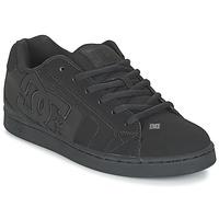 Zapatos Hombre Zapatos de skate DC Shoes NET Negro