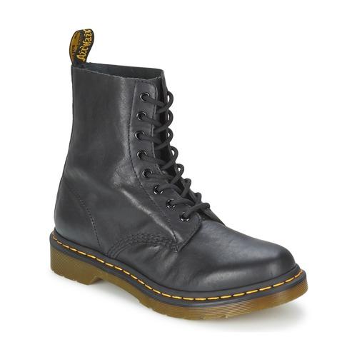 Dr Martens PASCAL Nueva Negro - Envío gratis Nueva PASCAL promoción - Zapatos Botas de caña baja Mujer 170,00 22208a