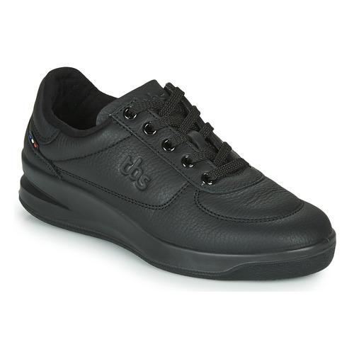 Zapatos Mujer Zapatillas bajas TBS BRANDY Negro