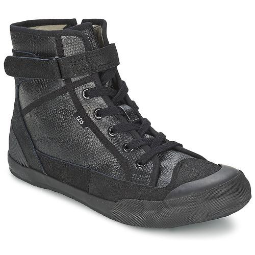 Zapatos Mujer Zapatillas altas TBS ONELIA Negro