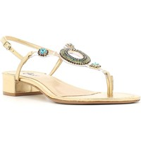 Zapatos Mujer Chanclas Grace Shoes 0-72103 Flip flops Mujeres Gold
