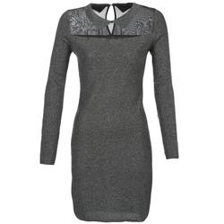 textil Mujer vestidos cortos Betty London FLOUELLE Gris