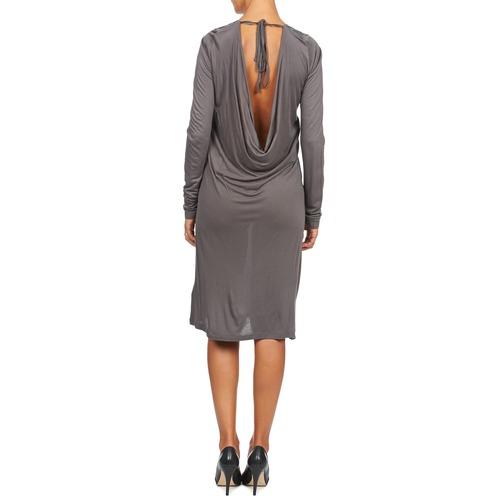 Gris Cortos Kaporal Talet Vestidos Mujer Textil wOkP0n8