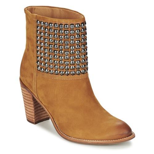Los últimos zapatos de descuento para hombres y mujeres Zapatos especiales Dumond GUOUZI Marrón