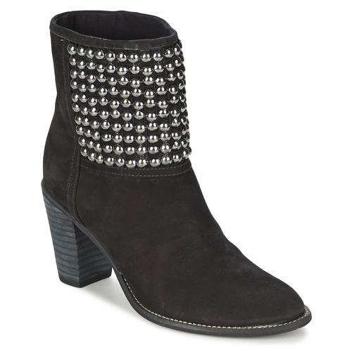 Los zapatos más populares Zapatos para hombres y mujeres Zapatos populares especiales Dumond GUOUZI Negro 565061