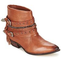 Zapatos Mujer Botas de caña baja Dumond ZIELLE Marrón