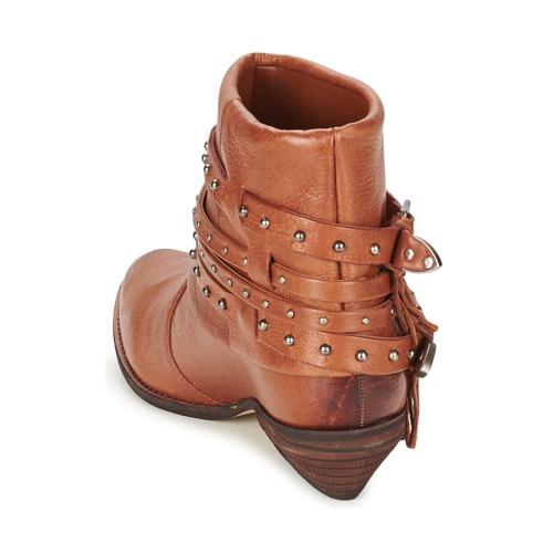 De Zapatos Botas Caña Marrón Baja Zielle Mujer Dumond trsCxhQdB