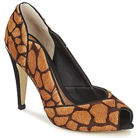 Zapatos Mujer Zapatos de tacón Dumond GUATIL Leopardo