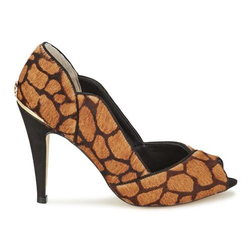 Liquidación de temporada Dumond GUATIL Leopardo - Envío gratis Nueva promoción - Zapatos Zapatos de tacón Mujer