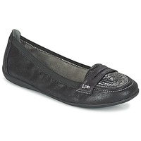 Zapatos Mujer Mocasín Les P'tites Bombes ALOA Negro