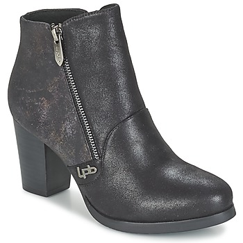 Zapatos Mujer Botines LPB Shoes BALTIMORE Negro