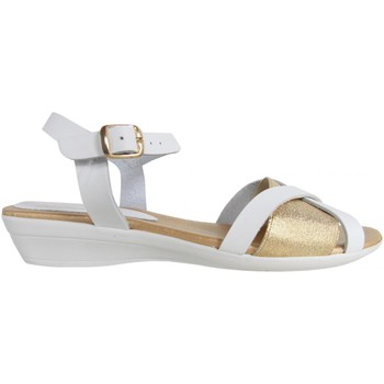 Zapatos Mujer Sandalias Cumbia 30130 Blanco